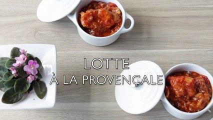 Recette Lotte à la Provençale