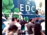 Techno Parade Roller 2007 : Défi pour la Terre