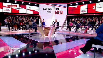 Najat Vallaud-Belkacem débat face à Marine Le Pen #LEmissionPolitique
