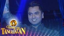 Tawag ng Tanghalan: Jex De Castro is still the defending champion