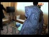 Le Président Henri Konan Bedié a reçu en audience l'ambassadeur du Faso et le Roi des Abrons