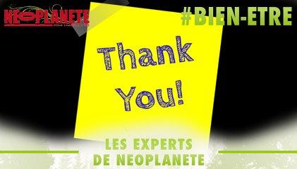[Les experts] Savez-vous dire merci ?