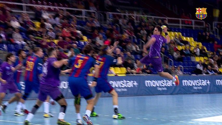 [HIGHLIGHTS] HANDBOL (ASOBAL): FC Barcelona Lassa – Guadalajara (32-21)