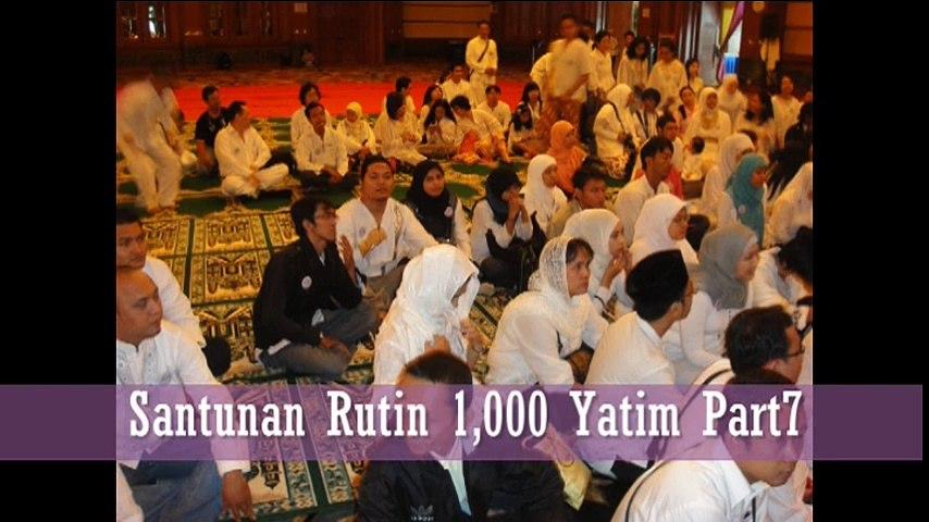 Santunan Rutin 1000 Yatim Part7 Foto