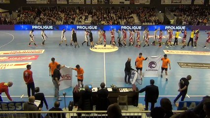 Le résumé du match Cherbourg / Valence