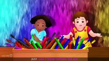 Learn Colors Songs Collection to Toddlers Nursery Rhymes Animation rhymes for children