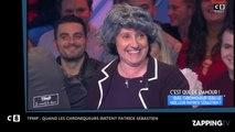 TPMP : Les imitations de Patrick Sébastien très drôles des chroniqueurs (Vidéo)