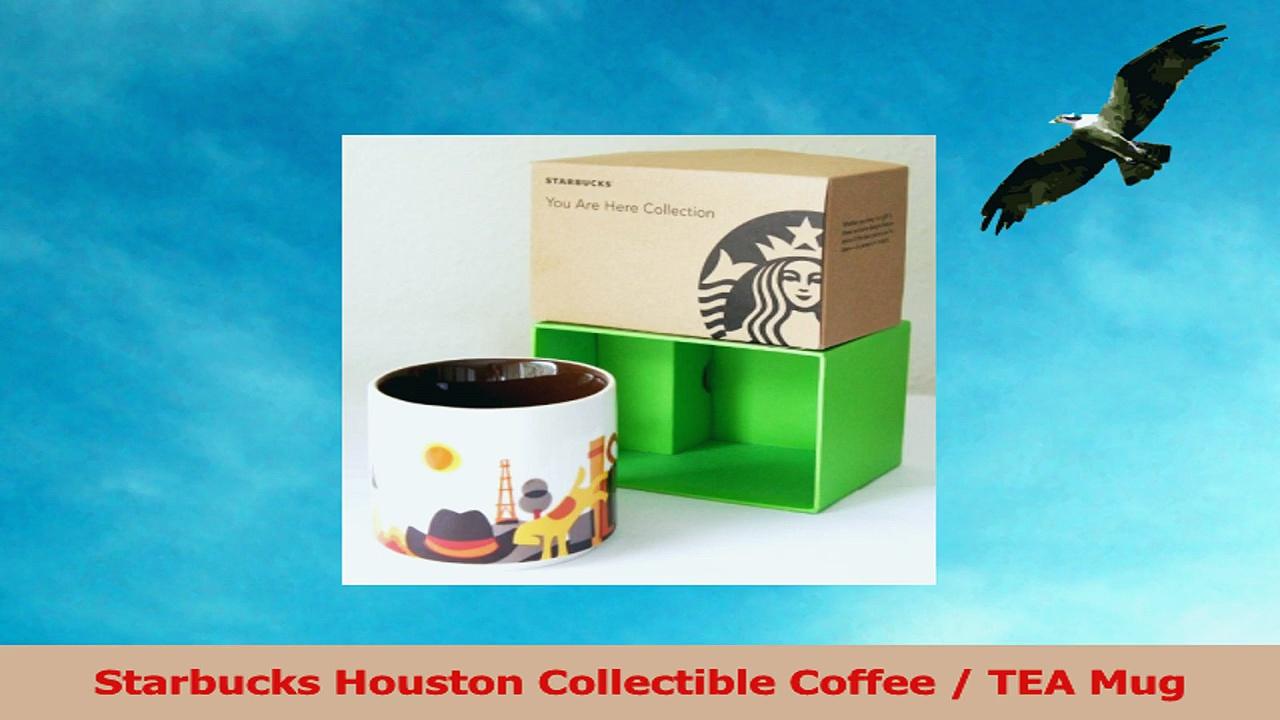 Starbucks Houston Collectible Coffee  TEA Mug 7375e1af