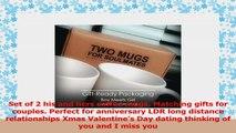 BOLDLOFT Love Has No Distance Long Distance Mugs for Long Distance Relationships Long adf9400d