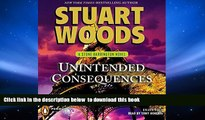 BEST PDF  Unintended Consequences (A Stone Barrington Novel) BOOK ONLINE