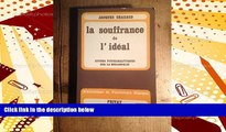 PDF [Download] La Souffrance de l ideal: Etudes psychanalytiques sur la melancolie (Bibliotheque