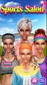 Sports Girls SPA: Beauty Salon - Android gameplay Salon™ Movie apps free kids best top TV