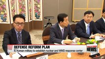 South Korean military to establish nuclear and WMD response center