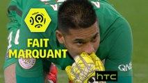 La grosse boulette d'AREOLA contre Lille : 24ème journée de Ligue 1 / 2016-17