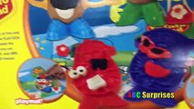 Play Doh Toy Story Mr and Mrs Potato Head Play Set Build Your Own Toy Fun For Kids ABC Surprises