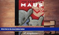 [Download]  The Complete Maus, 25th Anniversary Edition Art Spiegelman Full Book