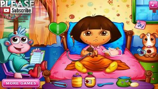Dora Lexploratrice Bee Sting Doctor is a Other game 2 play o