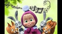 masha y el oso canciones en español - abecedario numeros y colores para niños - videos infantil