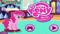 Мой Маленький Пони Мой Маленький Пони Мультфильм Зимние Игры Лучшие Детские Игры Лучшие Детские Игры