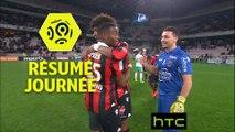 Résumé de la 24ème journée - Ligue 1 / 2016-17