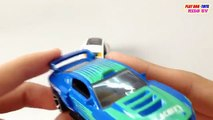 Tomica Toy & Hot Wheels Toy Car Collection For Kids | Custom 12 Ford Mustang Vs Honda CR Z Safety