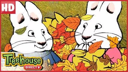 Max & Ruby Shake and Rake! | Treehouse Direct Clips