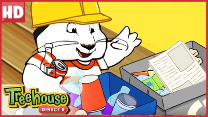 Max & Ruby Recycle Ready! | Treehouse Direct Clips