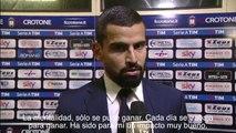 """Tomás Rincón: """"En la Juve se trabaja para ganar"""""""