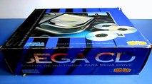 SEGA CD da TecToy - Unboxing (Mega CD)