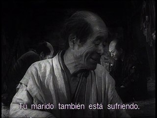 BAJOS FONDOS (1957) Akira Kurosawa  Japan  Span Sub.