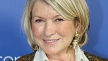 Martha Stewart Gets Stuck in the Snow Trying to Plow in a Truck!