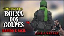 GTA V ONLINE - COMO PEGAR A BOLSA DOS GOLPES (HEISTS) NOVO METODO 1.37