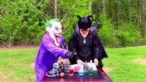 Spiderman Frozen Elsa Compilation: Spider Baby Kidnap Birthday Pie Prank Sick Spiderman Doctor Joker
