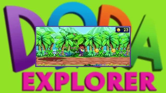 Dora Soccer Episode – Dora The Explorer Super Soccer Showdown – Dora Full Games for Kids