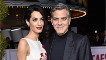 George Clooney Is Having Twins