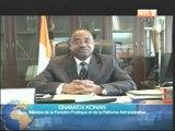 Le ministre de la fonction publique démantèle un réseau de fonctionnaires à deux salaires