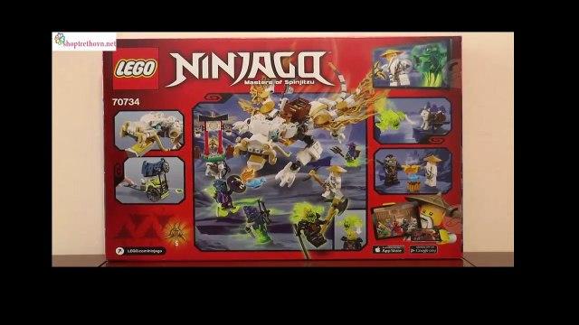 Shoptrethovn.net - Đồ chơi xếp hình Lego Ninjago 70734 - Sư Phụ Rồng Wu Cưỡi Rồng