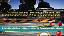 DOWNLOAD Hazard Mitigation in Emergency Management Online PDF