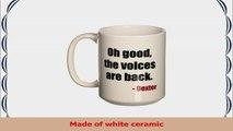 3dRose mug1637782 Oh Good The Voices Are Back Dexter Ceramic Mug 15Ounce 1ee557da
