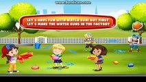 Водяной пистолет для детей научиться сделать водяной пистолет фабрикой игра водяной пистолет игры образование