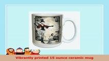 TreeFree Greetings lm43605 Fantasy The Juggler Fairy and Creature Ceramic Mug with Full d2806901