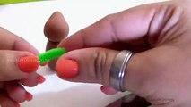 Играть doh милый Ослик лепка из глины | пластелина домашних животных в джунглях деятельности животных и животных звук