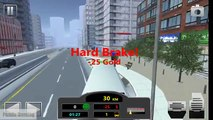 City Bus Simulator new - Gameplay Walkthrough - First Impression iOS/Android