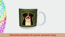 TreeFree Greetings sg44032 Bernese Mountain Dog by John W Golden Ceramic Mug with f6887497