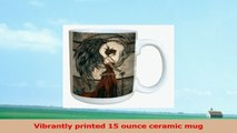 TreeFree Greetings lm43545 Fantasy Court of The Dragon Fairy Ceramic Mug with Full Sized 65438c4a