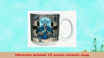 TreeFree Greetings lm43577 Fantasy Ash Lynns Companions Ceramic Mug with Full Sized 8808b9d7