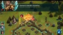 [БГ] конкурирующими царствами: Возраст разорения геймплей iOS / андроида | PROAPK