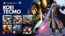 Koei Tecmo Month on PlayStation Now