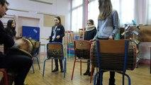 [Ecole en choeur] Académie Orléans-Tours école République-Liberté Joué-lès-Tours Soli des Manians