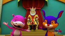 Old King Cole - Nursery Rhymes For Kids and Children With Lyrics | Baby Songs